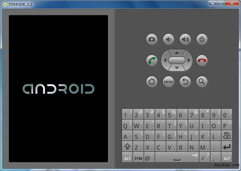 在电脑上安装Android模拟器 & 模拟器安装APK的方法 - 安机网技术交流 - 2010-07-23_112146.png