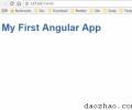 安装运行angular2