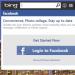 必应桌面更好的集成facebook,增加更多自定义功能