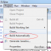Eclipse不能自动编译java为class的解决办法